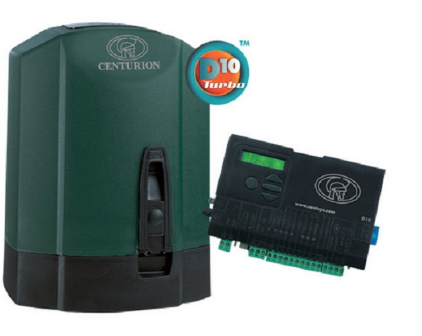 Gate Repairs Durban recommended Centurion D10 High Speed Industrial Sliding Gate Motor