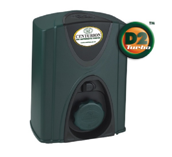 Gate Repairs Durban recommended D2 Turbo – Domestic Sliding Gate Motor