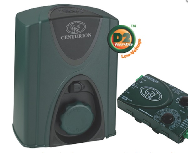Gate Repairs Durban recommended D2 Turbo Low-Voltage - Domestic Sliding Gate Motor